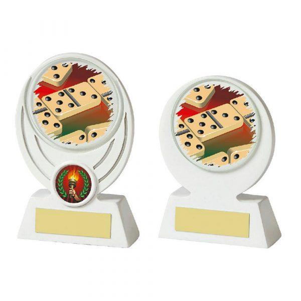 White Dominos Resin Award