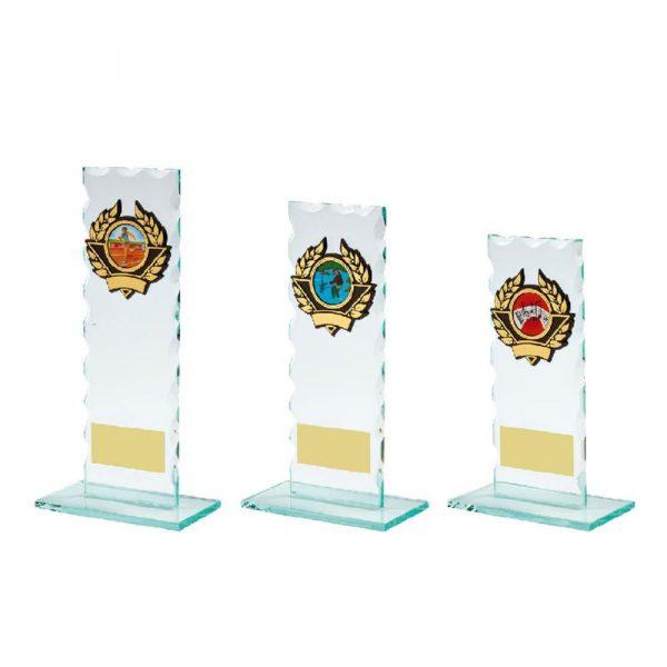 Jade Glass Upright Award