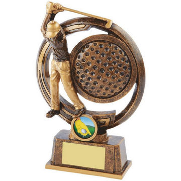 Gold Circle Mens Golf Award