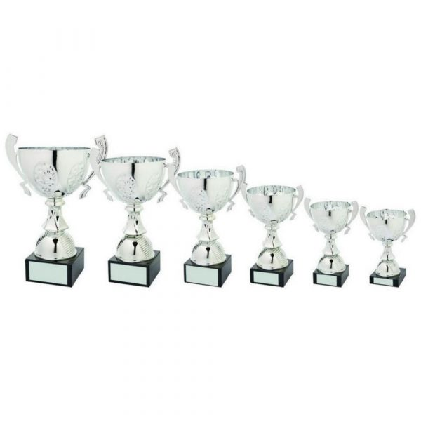 Silver Presentation Cup with Handles