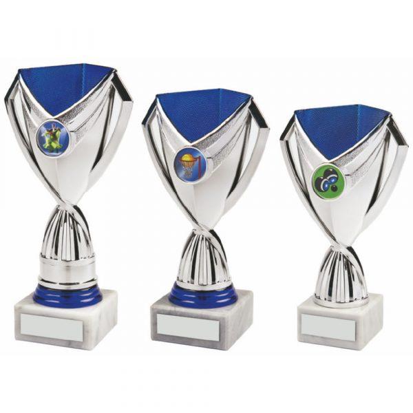 Silver/Blue Bowl Award