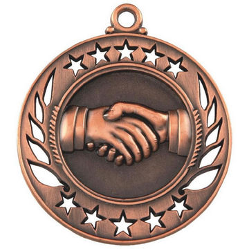 60mm Friendship Medal