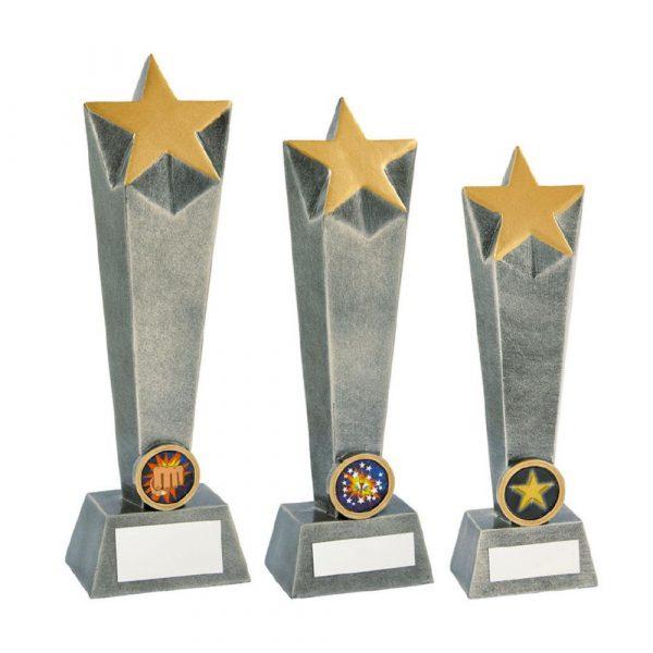 Gold Resin Star Award