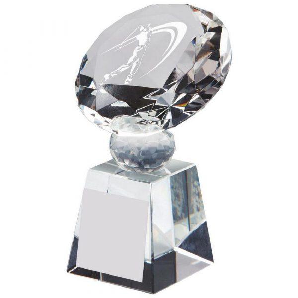 Crystal Diamond - Male Golfer
