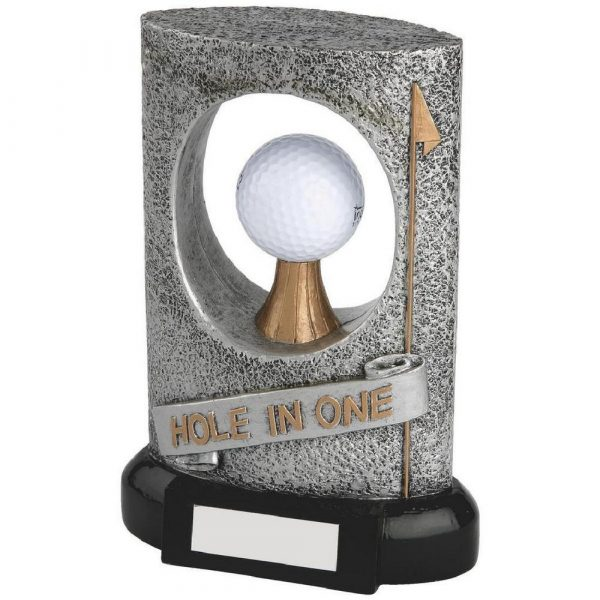 Silver Resin Hole in One Award