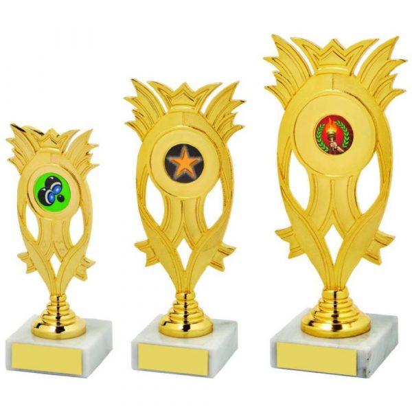 Gold Ribbon Holder Award
