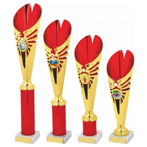 Gold/Red Column Award